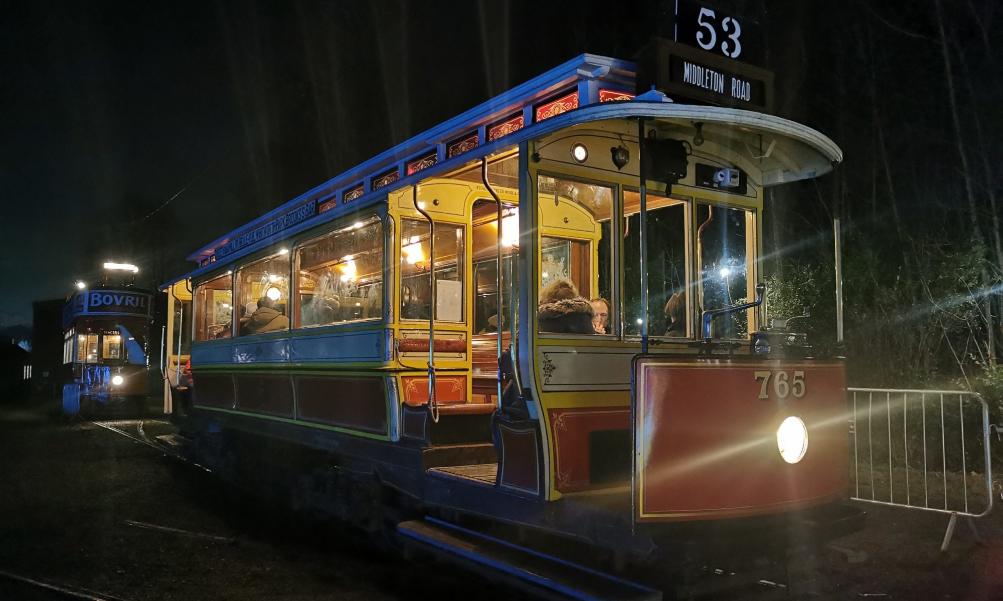 Heaton Park Tramway